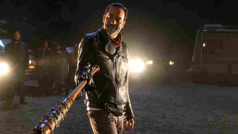 'The Walking Dead' Gets Real In Season 7 Premiere