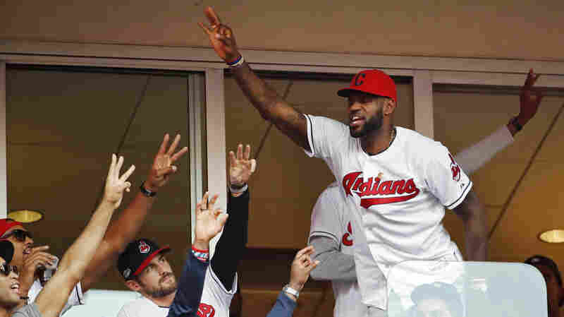 Cleveland Hosts Chicago Cubs In Game 1 Of World Series