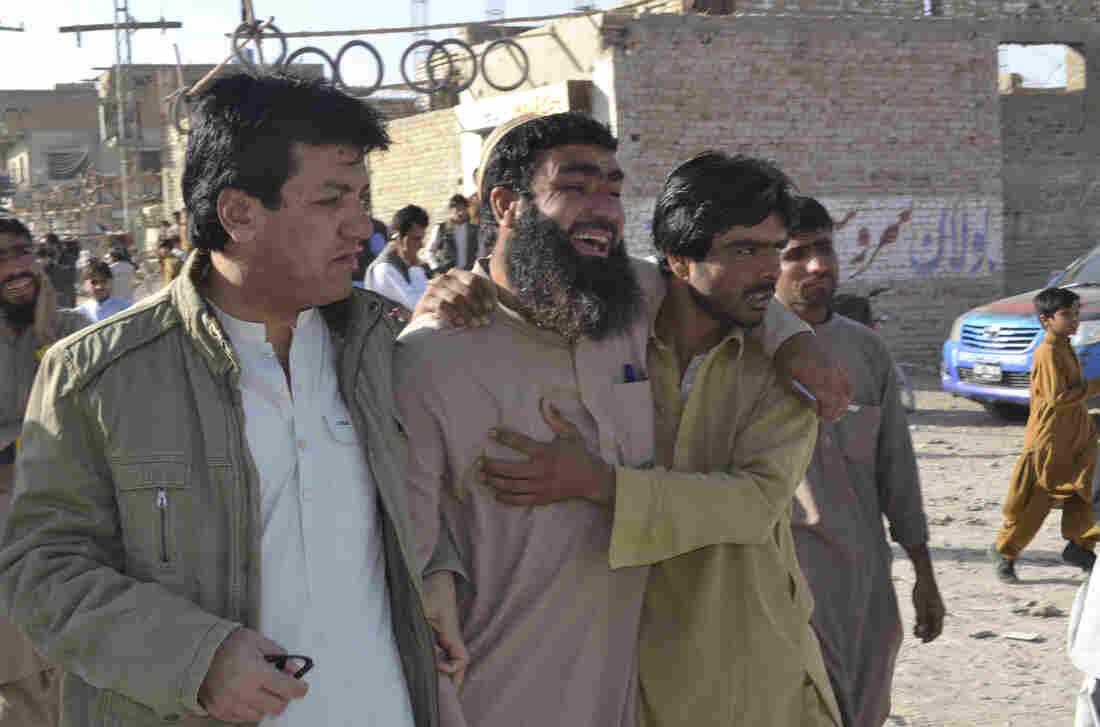 Shamkhani condemns Pakistan terrorist attack