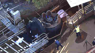Amusement Park Accident In Australia Kills 4