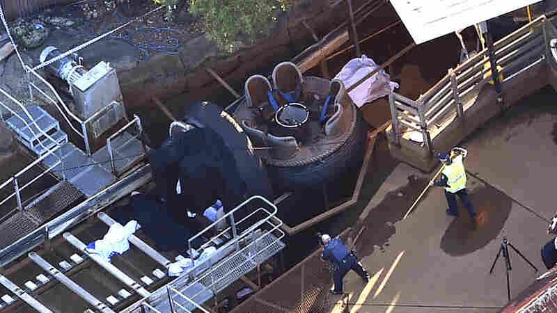 Amusement Park Accident In Australia Kills 4