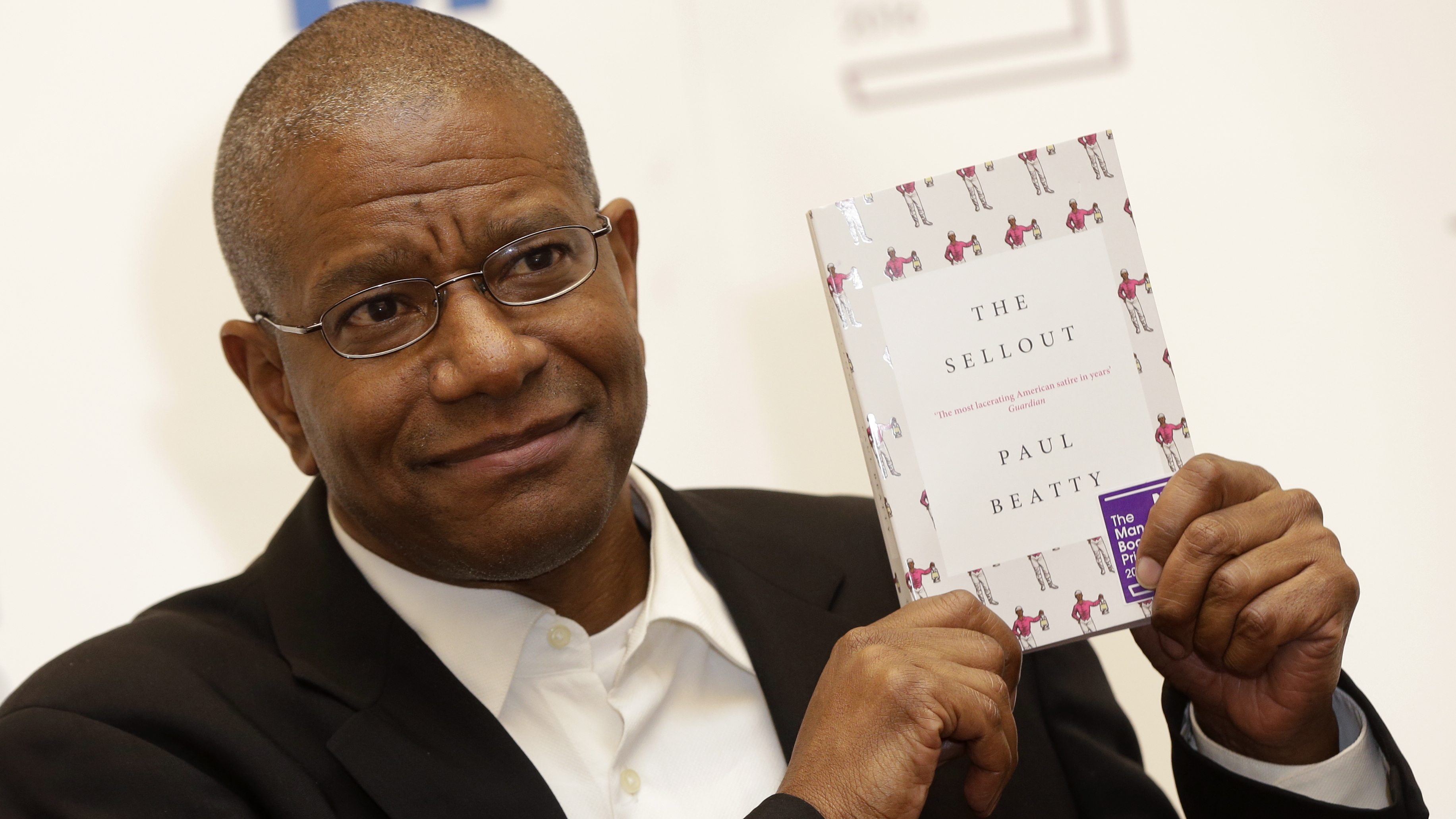 First American To Win Britain's Man Booker Prize