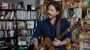 John Paul White: Tiny Desk Concert