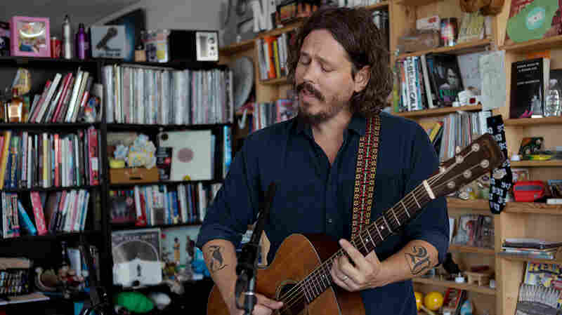 John Paul White: Tiny Desk Concert