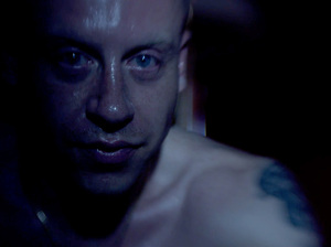 "Macklemore, in a scene from his new video for the song ""Drug Dealer."""