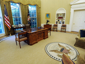 The first hundred days of the next presidency will look drastically different depending on who occupies the Oval Office.