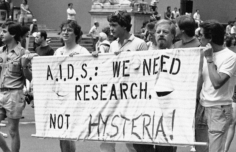 Aids stuartist gay