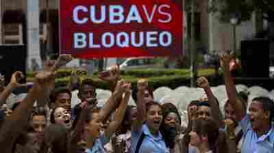 For First Time, U.S. Abstains On U.N. Resolution Criticizing Cuba Embargo