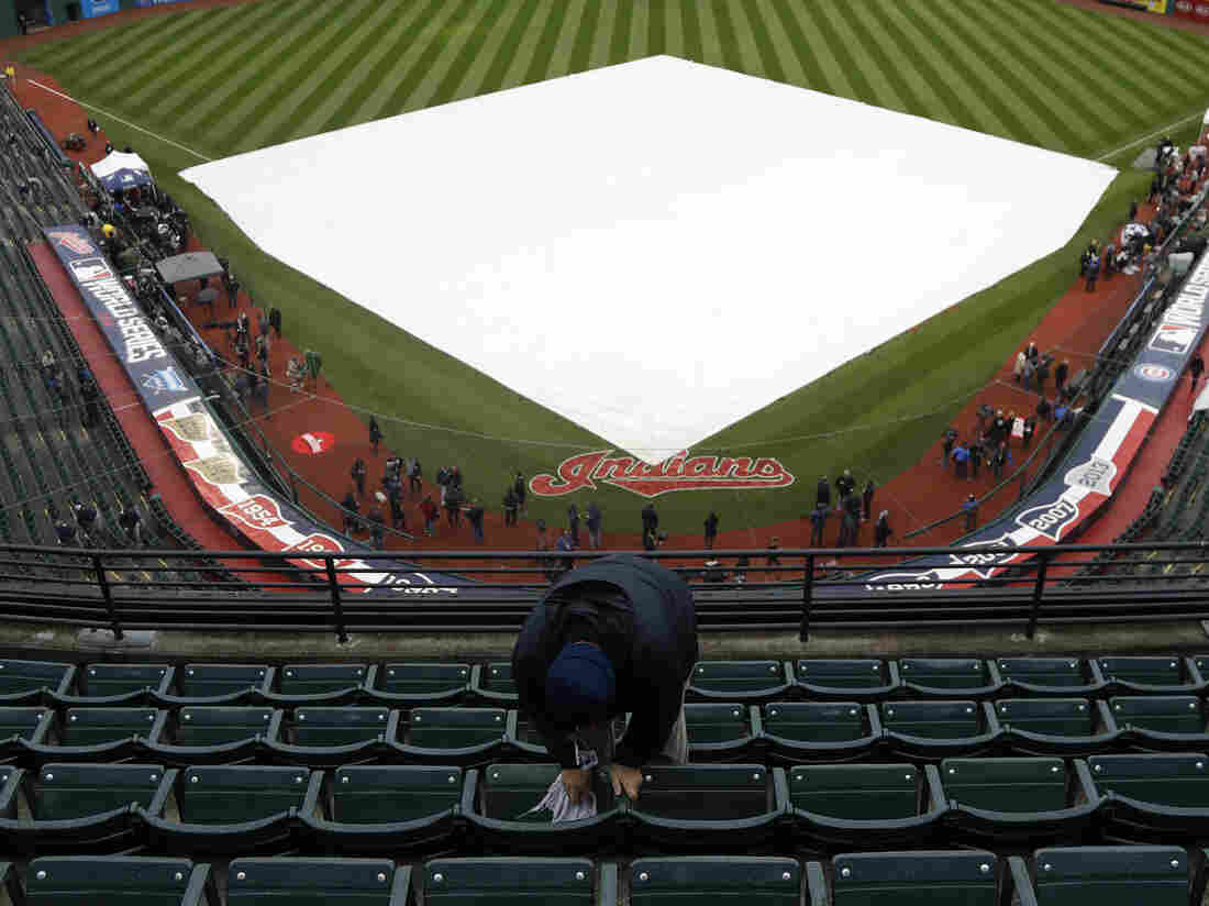 Chicago Cubs beat Cleveland Indians to level scores