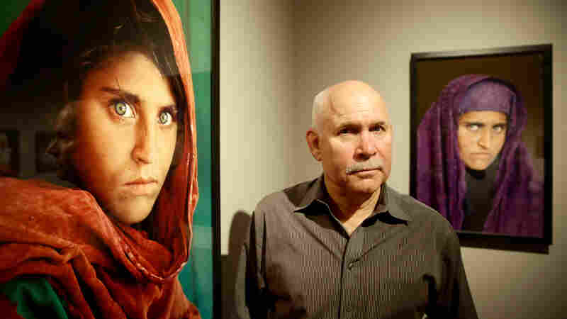 Woman From Famous 'Afghan Girl' Photo Is Arrested In Pakistan