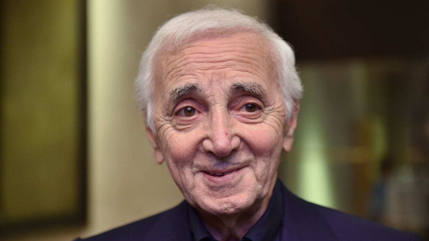 Design Tiny Home At 92 Charles Aznavour Is Still With His First Love His