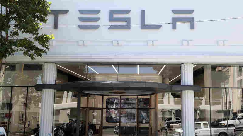 Tesla Surprise: It's A Profit