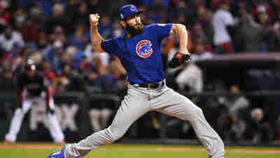 Chicago Cubs Beat The Cleveland Indians 5-1 In Game 2 Of The World Series