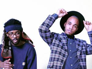 NxWorries' new album, Yes Lawd!, is out now.