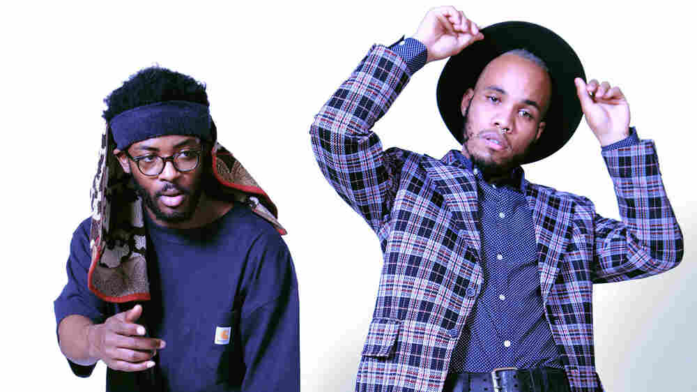 The two make music as NxWorries with a sound at the intersection of soul and sample-based ballads.