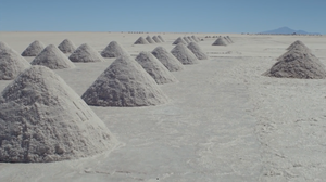 The World's Largest Salt Flat, Set To A Celestial Score