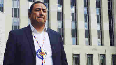 In Fight Over N.D. Pipeline, Tribe Leader Calls For Peace And Prayers