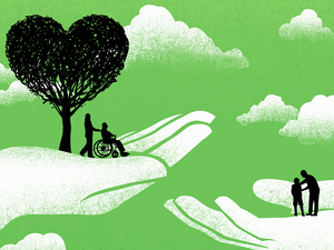 Novelist Mat Johnson looks back on his mother's journey with multiple sclerosis.