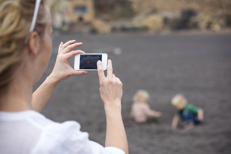 Think Twice Before You Post Those Cute Kid Photos Online : Shots