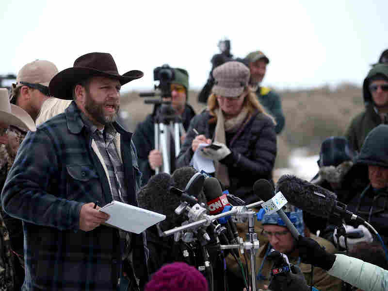 US Marshals Wear the Black Hat in Oregon Standoff Trial