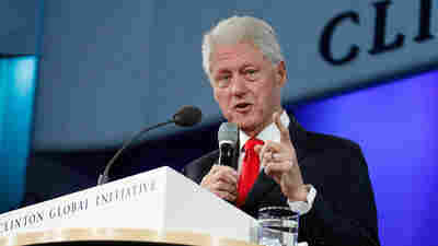 'Bill Clinton, Inc.':  WikiLeaks Shows Links Between Foundation, Personal Cash