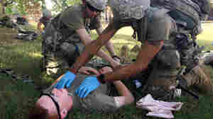 Lessons From 2 War Zones Make A Difference In Medic Training