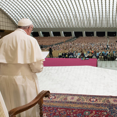 The Pope Commemorates The Reformation That Split Western Christianity