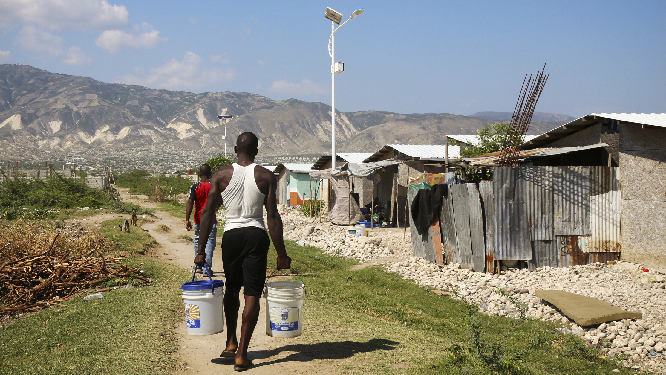 When Disaster Strikes, Aid Groups Often Strike Out. Why?