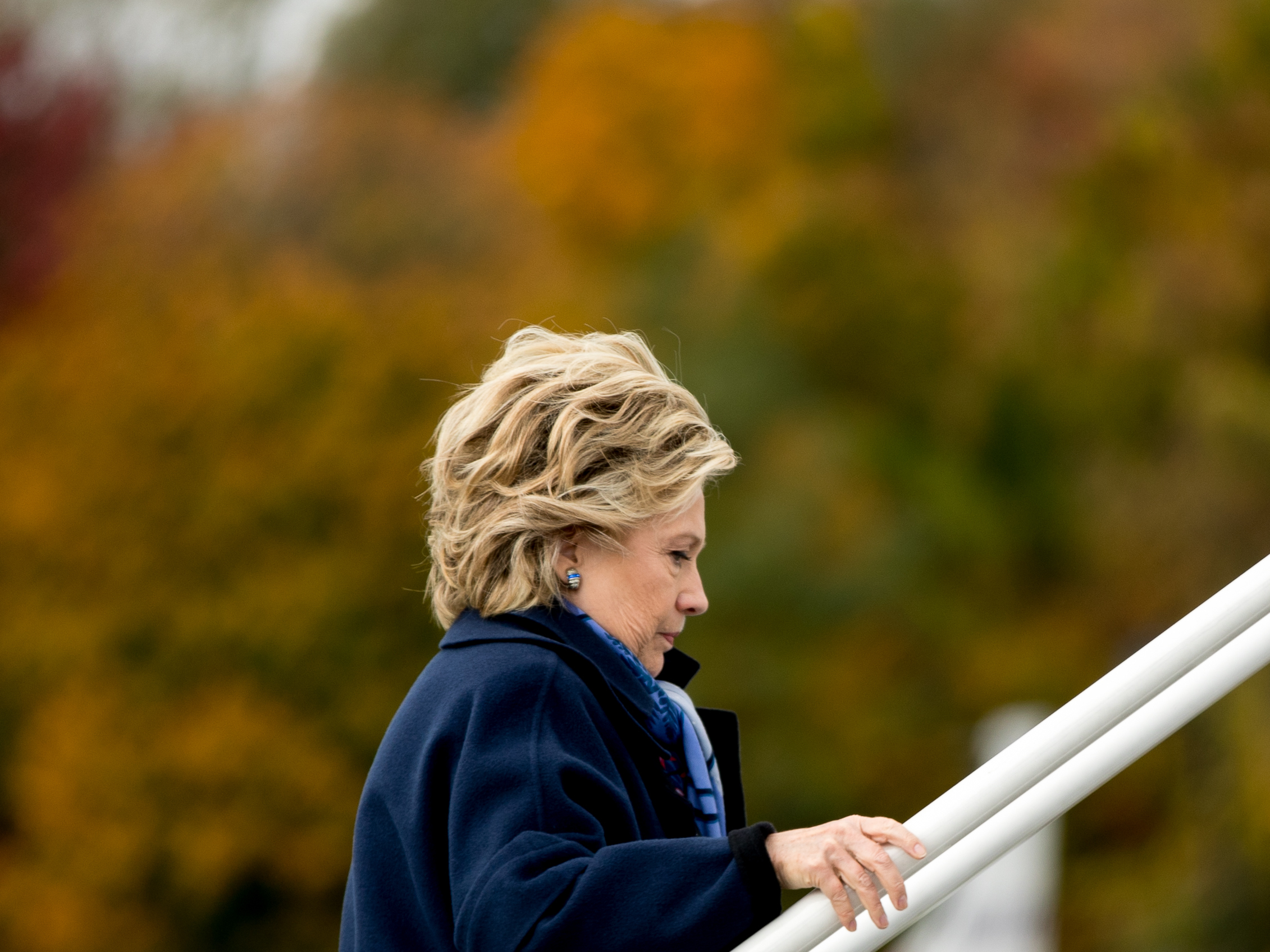 New emails in Federal Bureau of Investigation review not from Clinton server