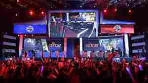 E-Sports Athletes Command The Game Just As Much As NBA Stars