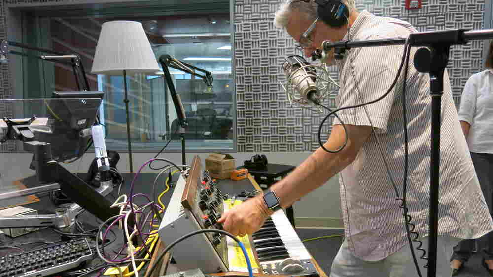 Devo's Mark Mothersbaugh On The Synths That Changed Pop Forever