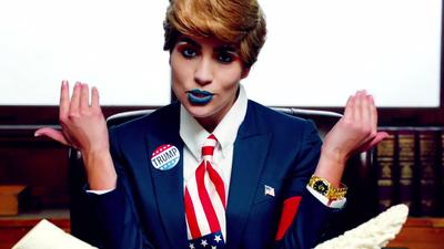 Pussy Riot's Nadya Tolokonnikova On Her New Anti-Trump Song