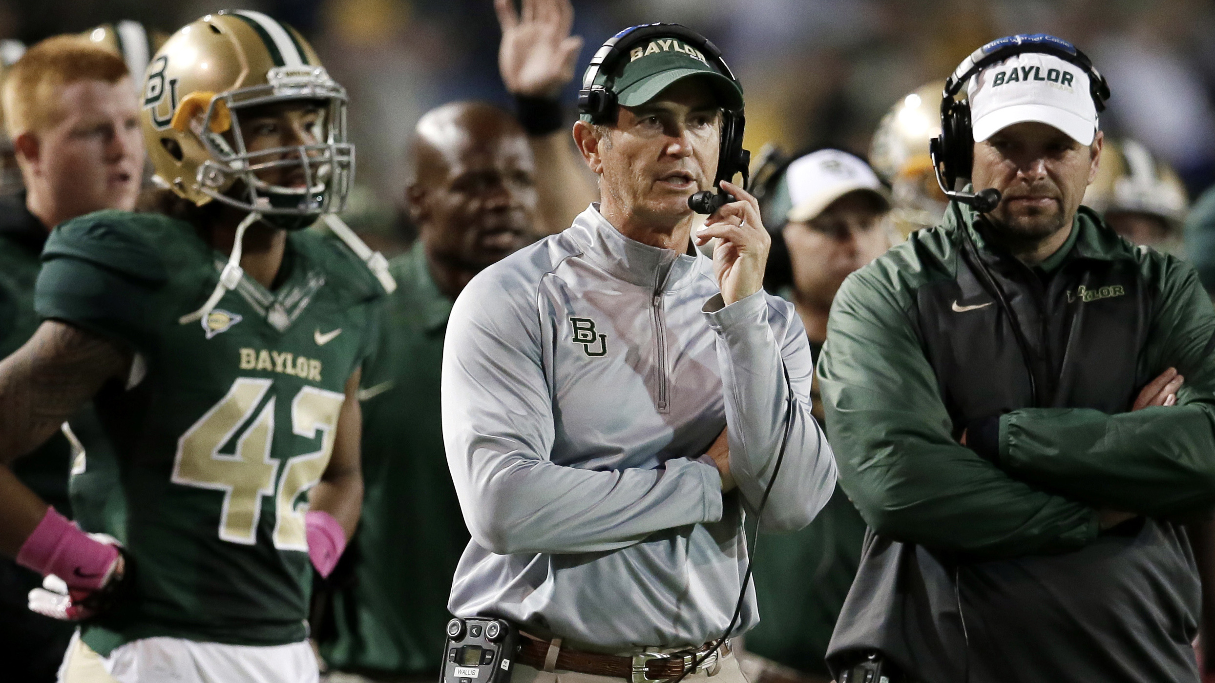 Baylor regents: 17 women reported assaults by 19 players