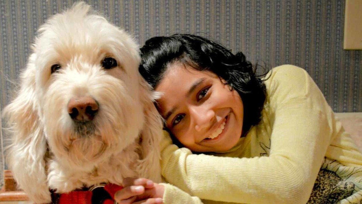 Justices sympathetic to Michigan girl suing school over service dog