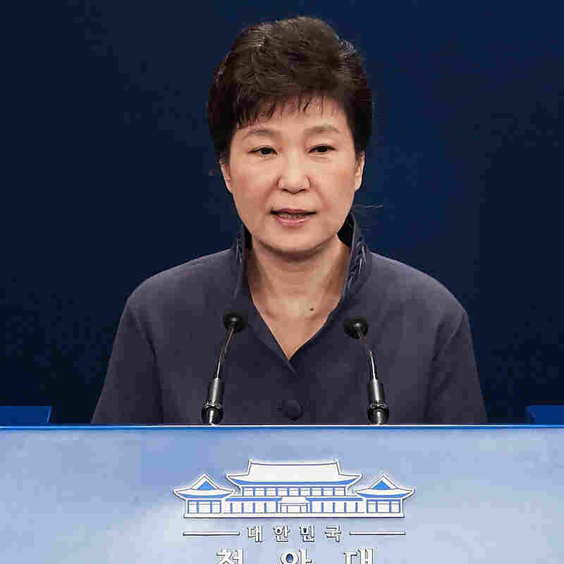 Swirling Scandal Involving Shamanistic Cult Threatens S. Korean President