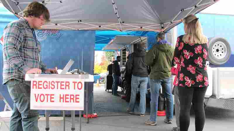How 'Food Truck Voting' Is Catching On In One Idaho County