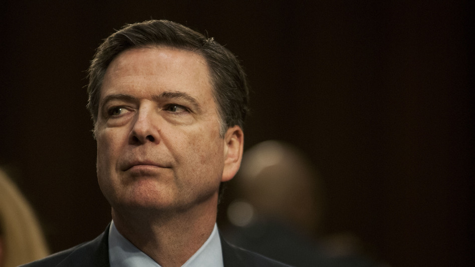 FBI Director James Comey testifies before the Senate Select Committee on Intelligence at the Hart Senate Building on Feb. 9 in Washington, D.C. (Gabriella Demczuk/Getty Images)