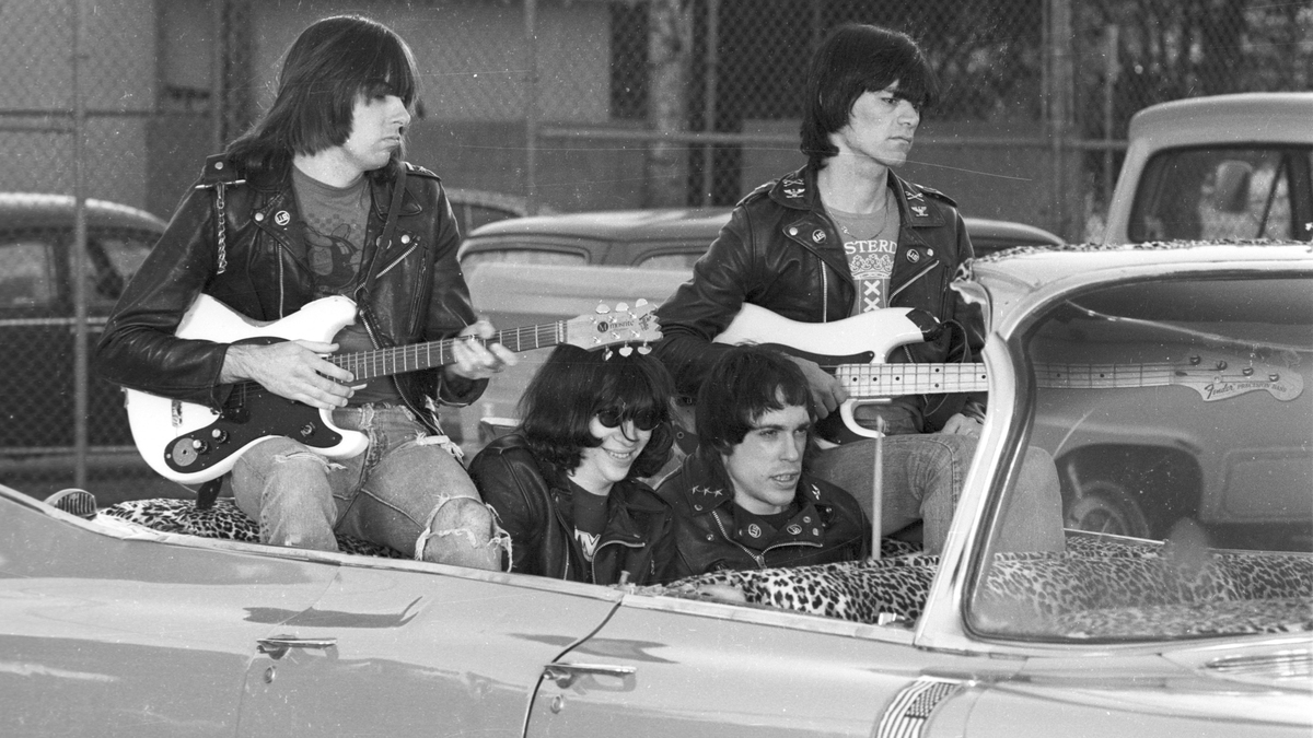 an analysis of the ramones which come from the forest hills new york Posts about dylan, bob written  but what milder euphemism could there be for an evening at the felt forum in new york's madison square  (forest hills tennis.