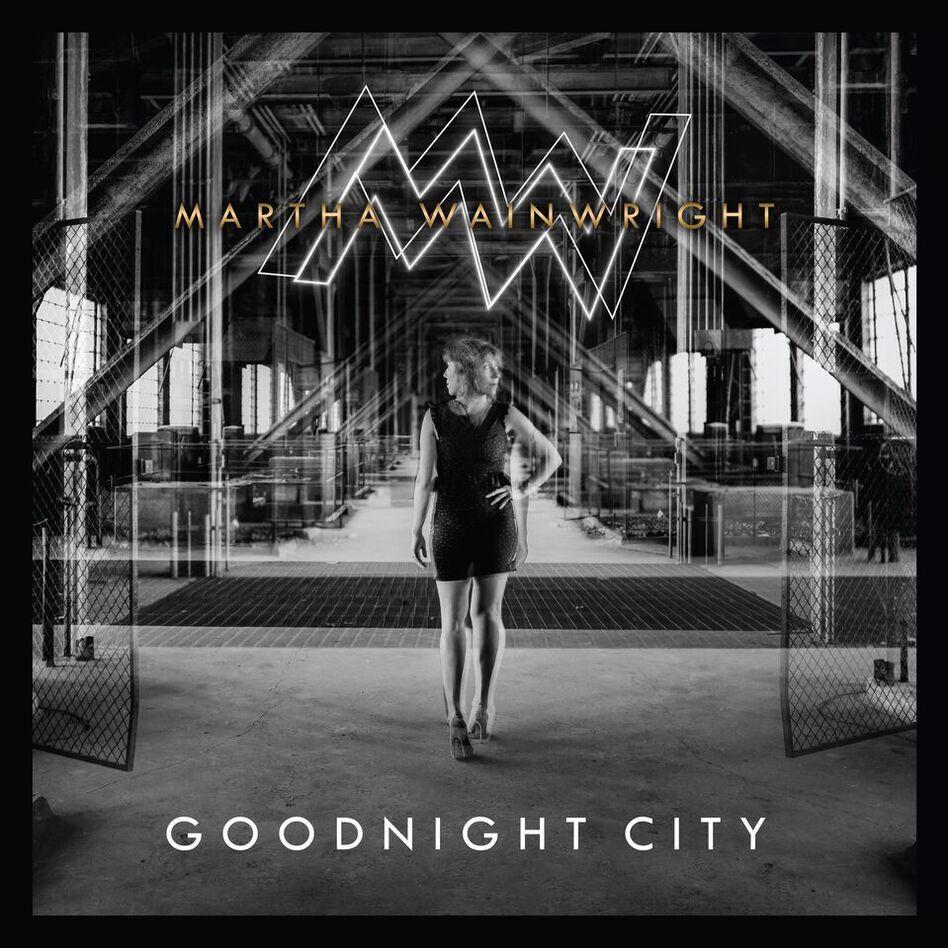 Martha Wainwright, Goodnight City. (Courtesy of the artist.)
