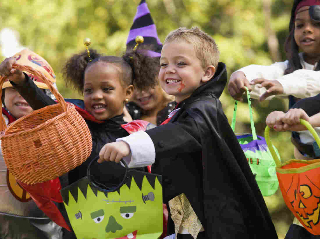 Halloween can reveal a lot about human psychology.