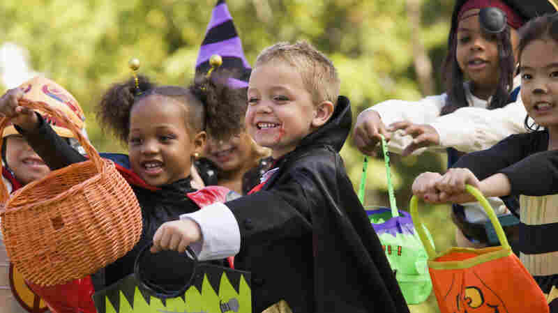 Halloween Provides A Look Into Human Psychology