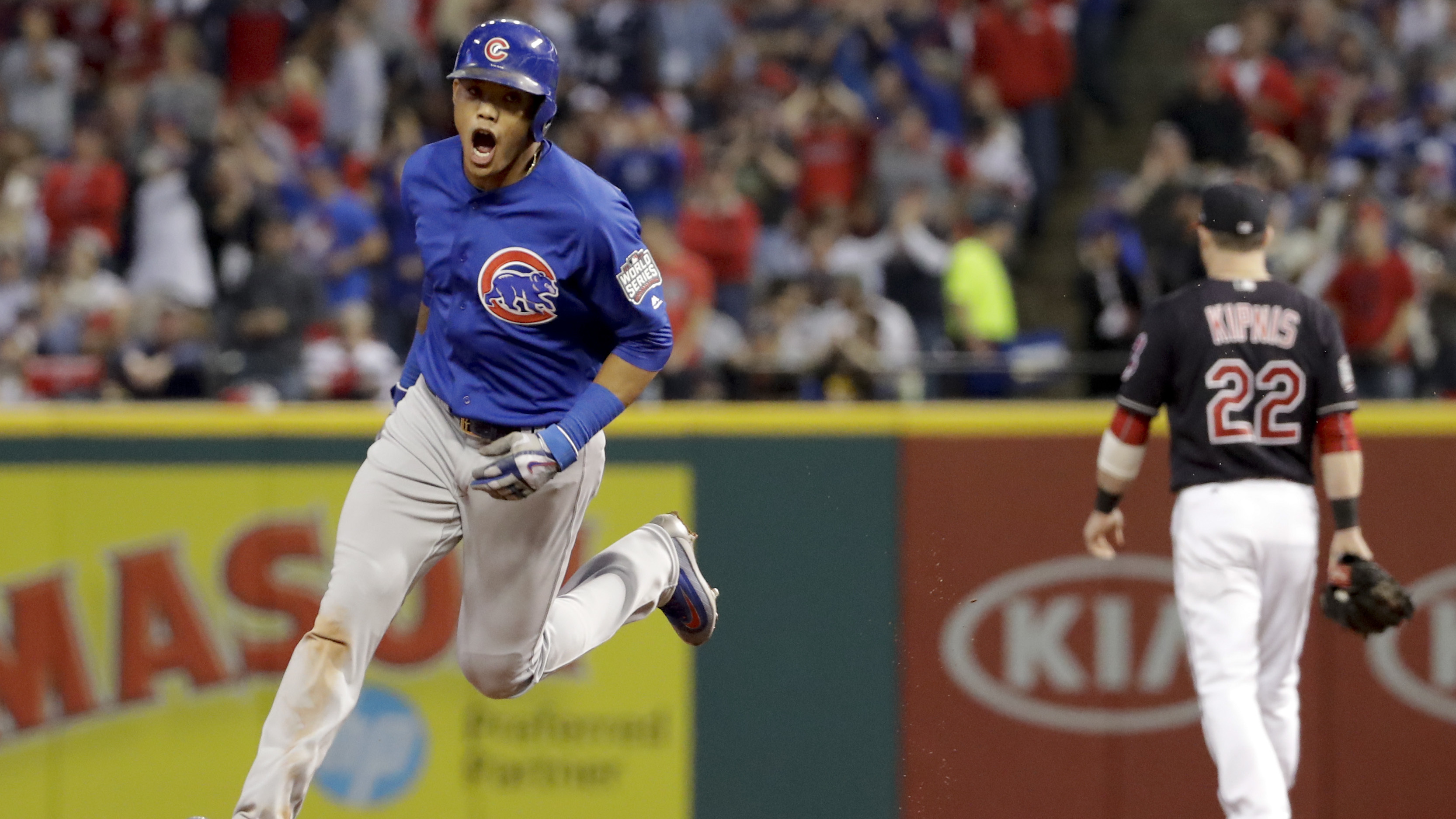Indians, Cubs play for all the marbles tonight
