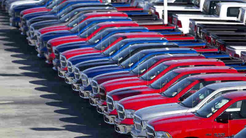 U.S. Car Sales Slide In October