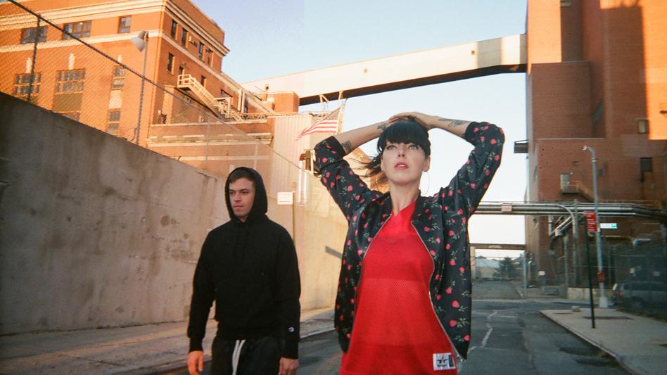Sleigh Bells' new album, <em>Jessica Rabbit</em>, comes out Nov. 11.