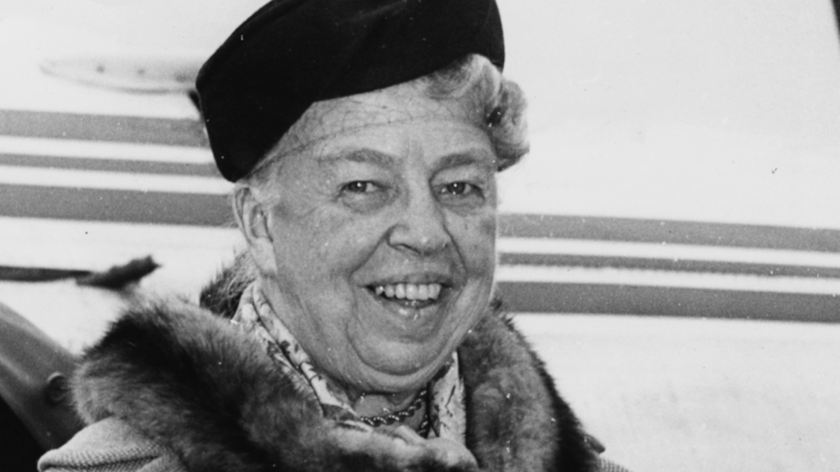 the early life and work of eleanor roosevelt Early life anna eleanor roosevelt was born at 56 west 37th street in new york city, the daughter of elliott roosevelt and anna hall roosevelt she was named anna after her mother and her aunt anna crowles eleanor after her father, and was nicknamed ellie or little nell.