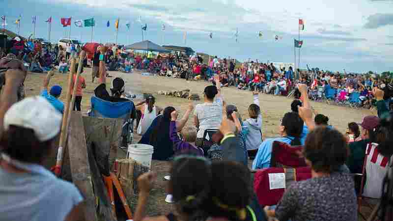 More Than 1 Million 'Check In' On Facebook To Support The Standing Rock Sioux