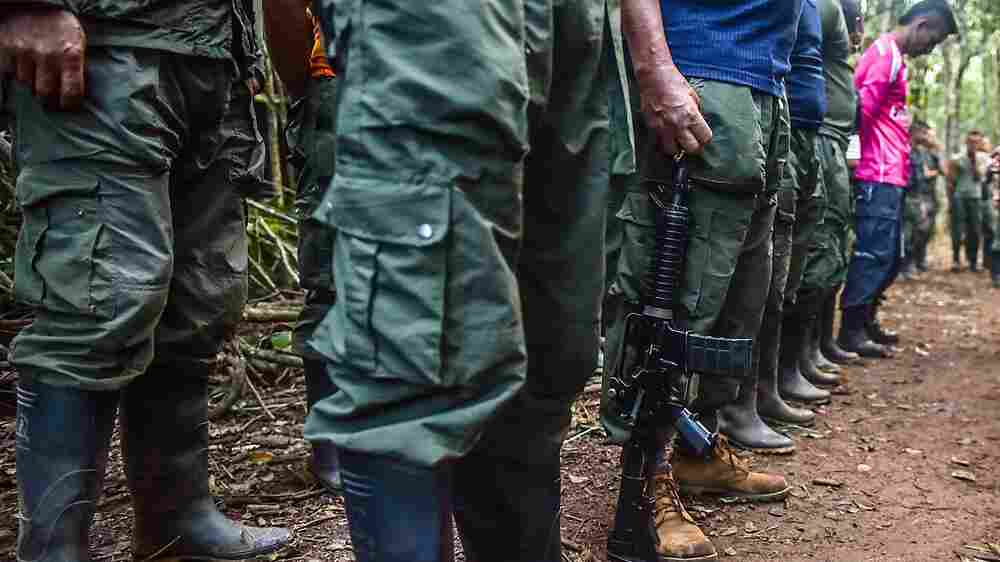 Peace May Be On Hold, But Colombia's Rebels Are Eager To Become Civilians