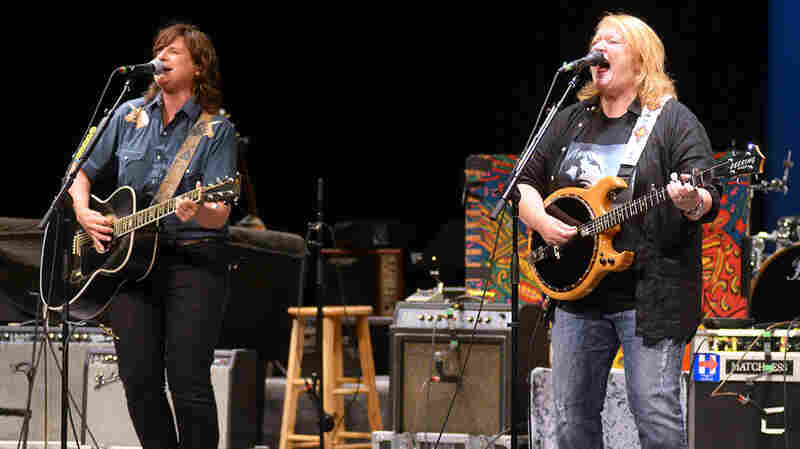 Indigo Girls On Mountain Stage