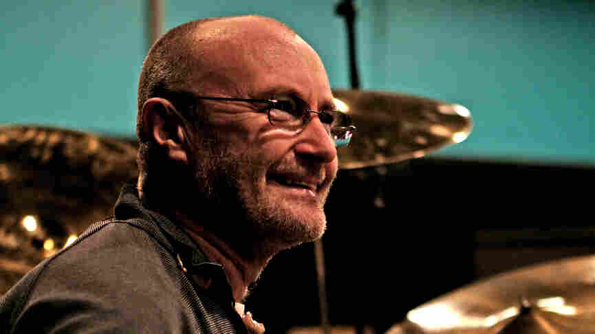 In Phil Collins' New Memoir, Candid Reflections On Family And Fame