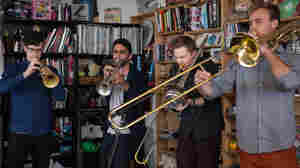 The Westerlies: Tiny Desk Concert